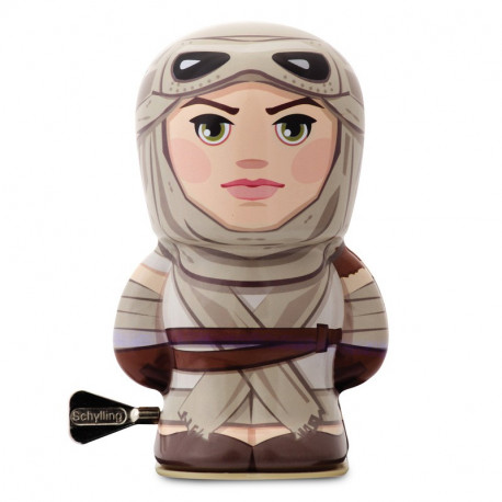 STAR WARS REY BEBOT