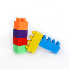 Blockie building eraser