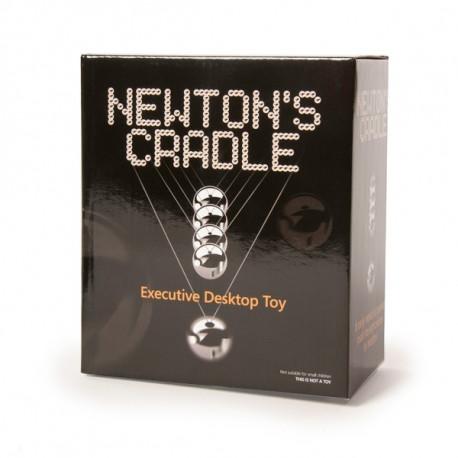 Duże Kulki Newtona z podstawą