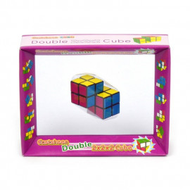 CUBE MINI DUBBLE 2X2X2 6cm