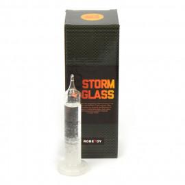 Stacja Pogody, Storm Glass 15cm Barometr chemiczny
