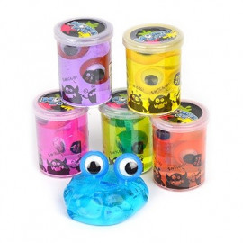 PUTTY MONSTER EYE 6ass 8cm