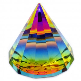DIAMOND PYRAMID PRISMA 55mm