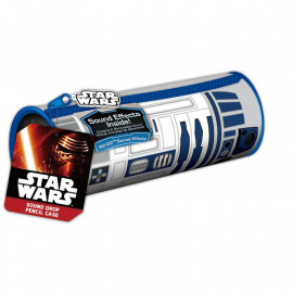 STAR WARS R2D2 SOUND EFFECT PENCIL CASE