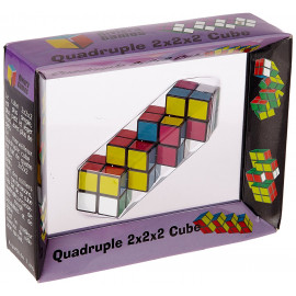 CUBE MINI QUADRUPLE 2X2X2 10cm