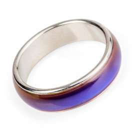 Pierścień zmieniający kolory