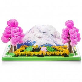 Magicznie Rosnące Kryształy - Ogród