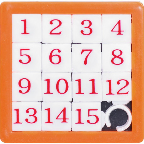 Puzzle Suwane Liczby