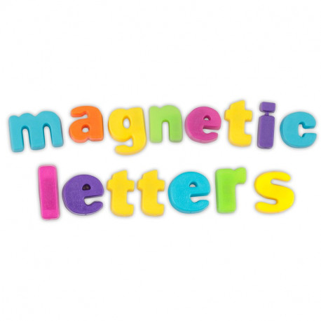 MINI MAGNETIC LETTERS