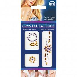 Kryształkowy tatuaż - Crystal Tattoos
