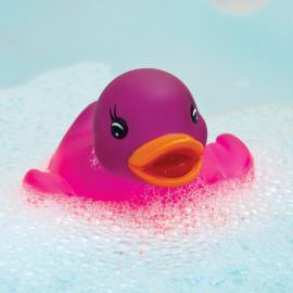 Gumowa kaczka zmieniająca kolor