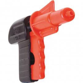 Plastikowy pistolet na ziemniaki