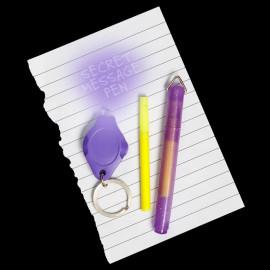 Niewidzialny sekretny długopis