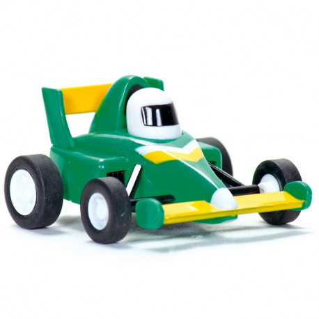 PULL-BACK AND GO RACING CAR