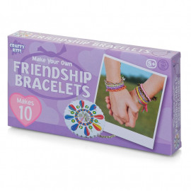MAKE YOUR OWN FRIENDSHIP BRACELETS