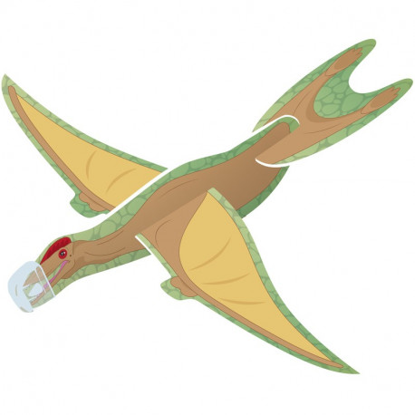 Szybujący Dinozaur