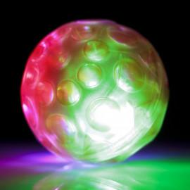 Święcący Meteor -piłka