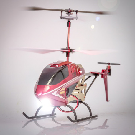 S8 3.5-CH IR HELICOPTER