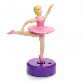 Nakręcana balerina