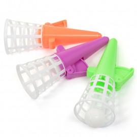 Mini koszyczki z piłeczkami 3szt