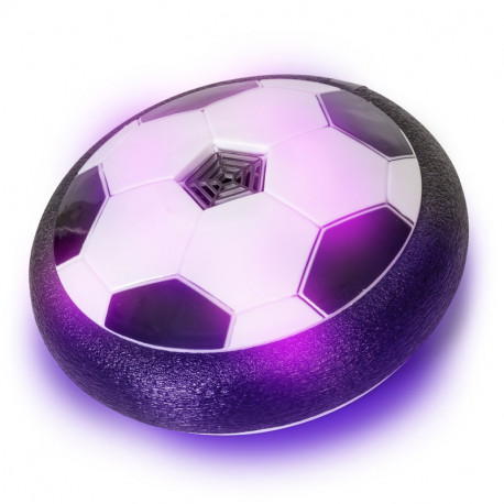 Świecąca latająca piłka nożna – Flashing Air Football, + BATERIE