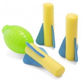 Wyrzutnia piankowych rakiet - Rocket Shooter