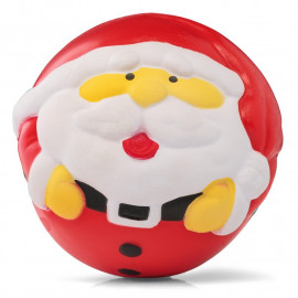Santa And Snowman Ball