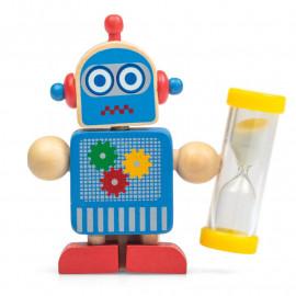 ROBOT TOOTHBRUSH TIMER