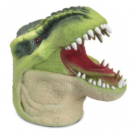 Kukła na rękę - Dinozaur 15cm - Dino Hand Puppet