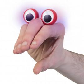 Świecące Oczy na Palce – Pacynka