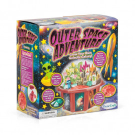 OUTER SPACE ADVENTURE DOME TERRARIUM