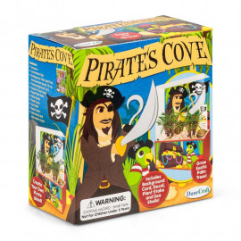 PIRATES COVE PLANT CUBE