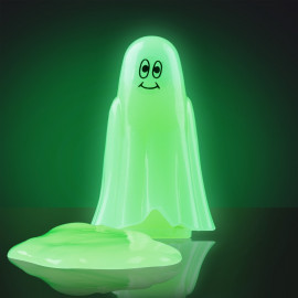 GHOSTLY GLOWING GOO AND PUTTY