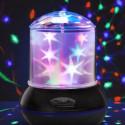 Lampka – projektor kolorowe gwiazdki