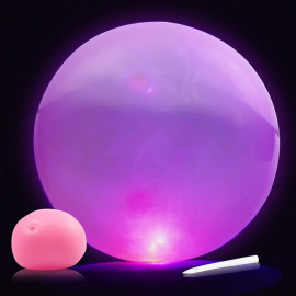 FLASHING BALLOON BALL