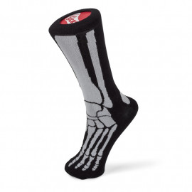 SKELETON SOCKS SIZE 5-11
