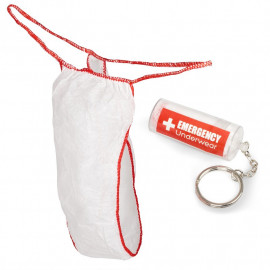 EMERGENCY UNDERWEAR KIT-LADIES