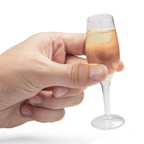 SHOT GLASS - MINI CHAMPAGNE SET OF 4