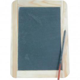 Tradycyjna tablica z ołówkiem