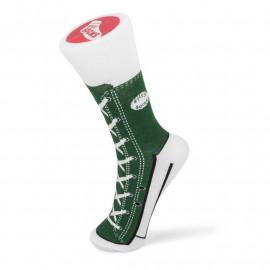 SNEAKER SOCKS GREEN SIZE 5-11