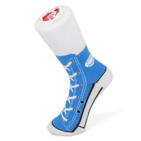 SNEAKER SOCKS BLUE SIZE 1-4 S/0