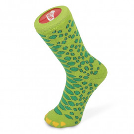 CROCODILE SLIPPER SOCKS SIZE 1-4