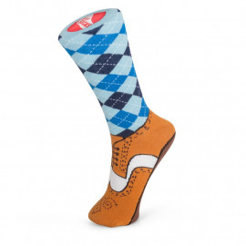 BROGUE SILLY SOCKS SIZE 5-11