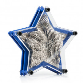 Gwiazda 3D Star Pin Art