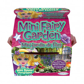 FAIRY GARDEN MINI DOME TERRARIUM