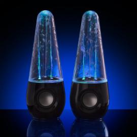 Głośniki fontanna Tańcząca Woda – USB