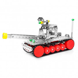 Metalowy zestaw do skręcania Czołg - Workshop Tank