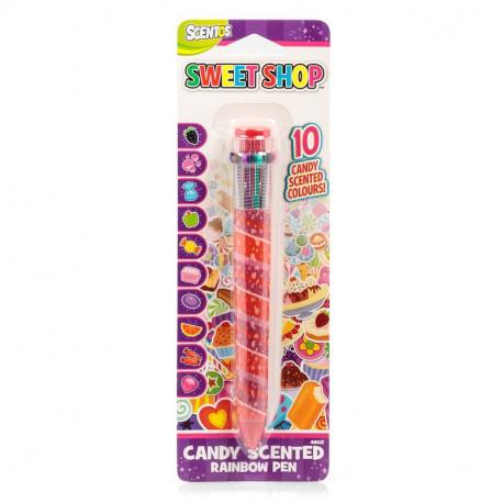 Pachnący długopis Sweet Shop 10 kolorów