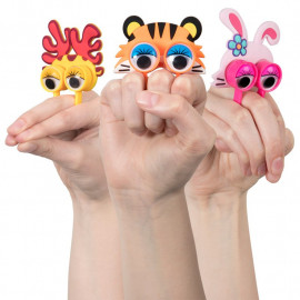 ANIMAL FINGER SPIES