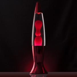 Lampka Lawa – Czerwona